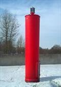 Знак навигационный пластиковый опознавательный типа «Факел — Б»