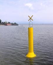 Буй малый морской пластиковый (БММП)