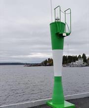 Знак навигационный портовый типа «Факел-П»